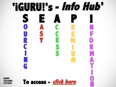 iGURU!'s Info Hub - SEAPI - Click Here - Version 2