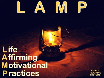 Life Affriming Motivation Practices - Banner